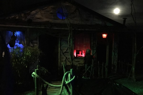 Haunted Swamp House