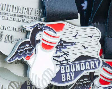 Boundary Bay Marathon