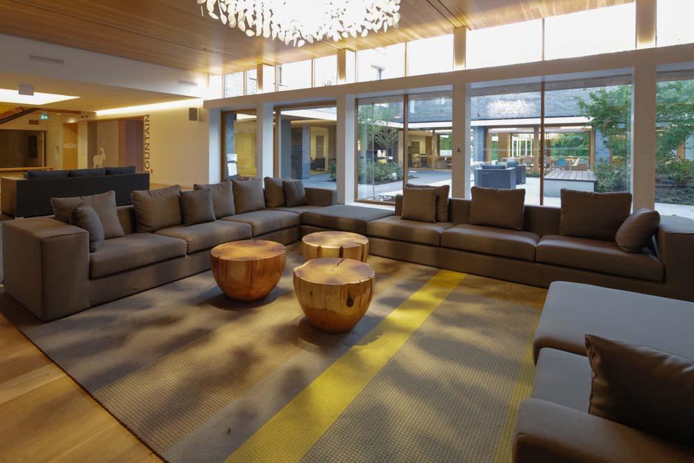 ronald mcdonald house bc lounge