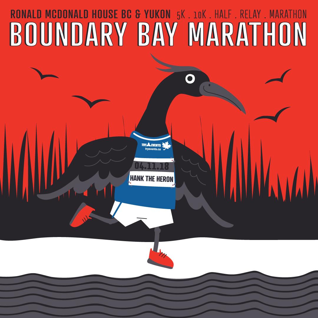 Boundary Bay Marathon