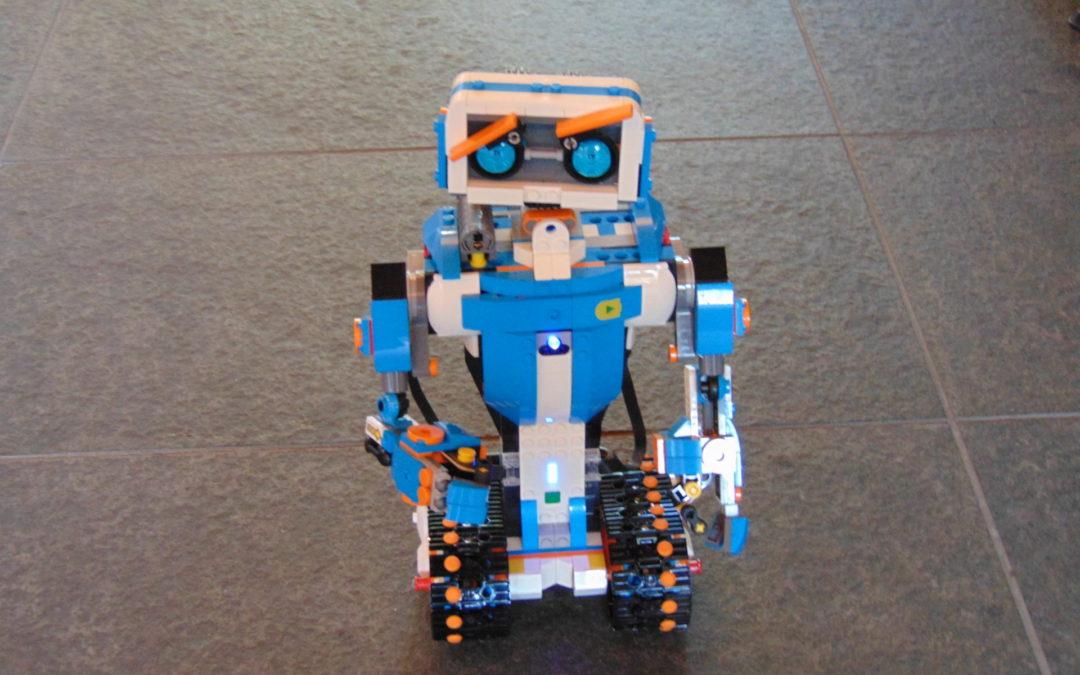 Program Spotlight: Lego Robotics
