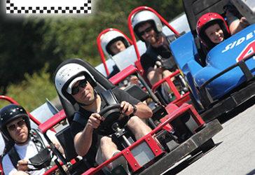 Vancouver Subaru Club Enduro Karting Fundraiser