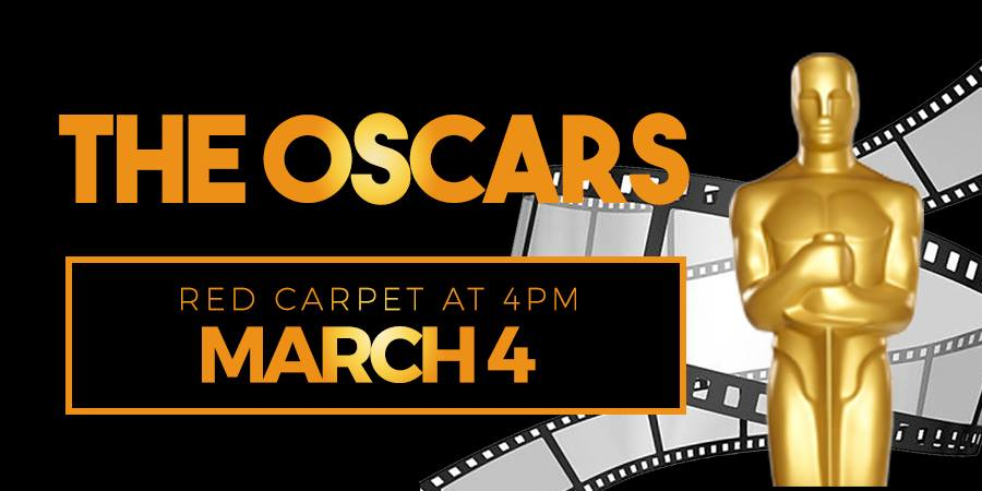 3rd Annual Oscar Party