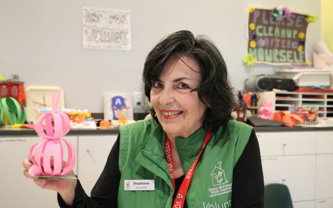 Volunteer Spotlight: Stephanie Rogliano