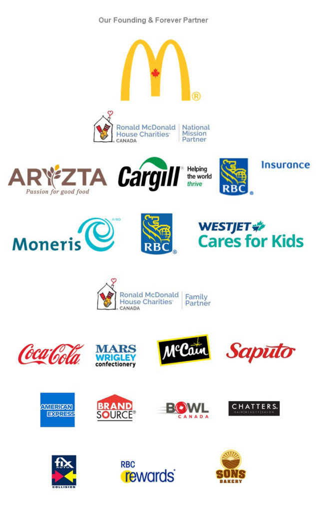 national partner logos