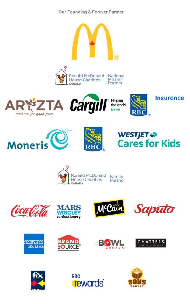 national partner logos
