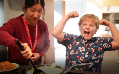 Cooking With Kids Program