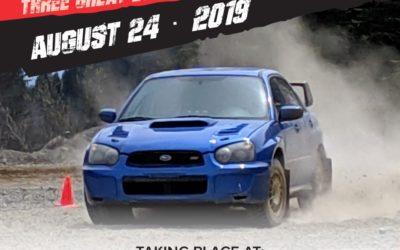 Vancouver Subaru Club Rally Cross